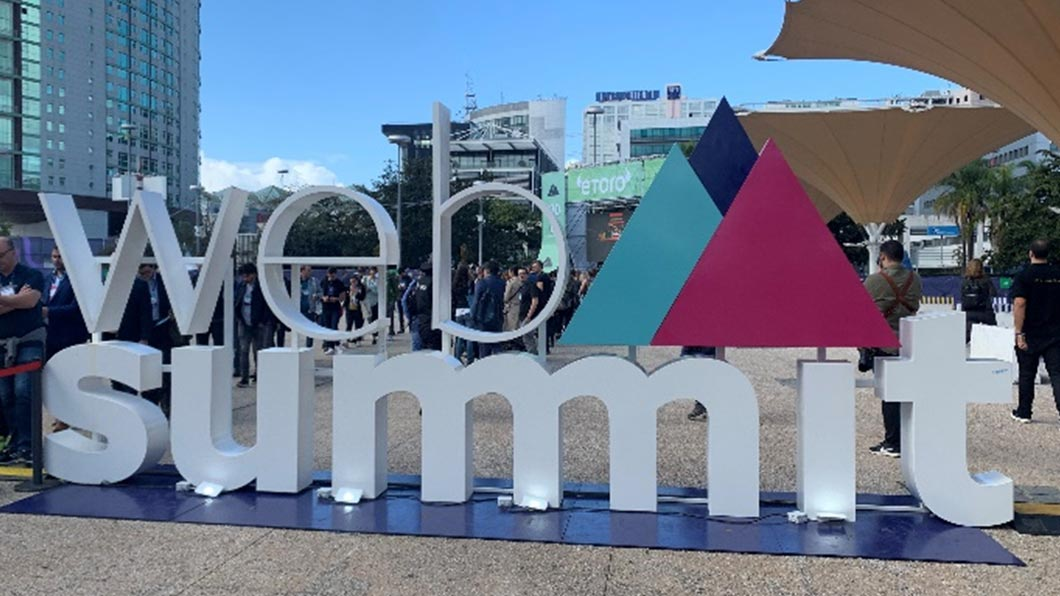 Web Summit 2019 - Приветствие